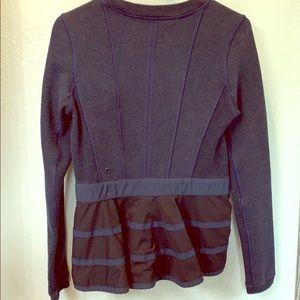 Lululemon crew neck sweatshirt